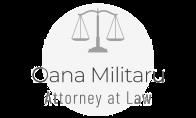 Oana Militaru Law